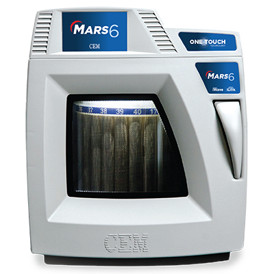 MARS 6 - Microwave Digestion System