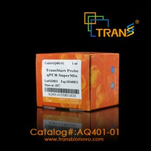 TransScript® One-Step gDNA Removal and cDNA Synthesis SuperMix