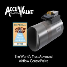 Accuvalve - Air Flow Control