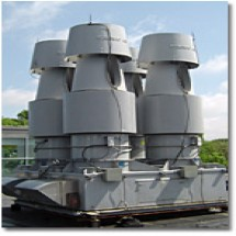 Exhaust Fan Silencers